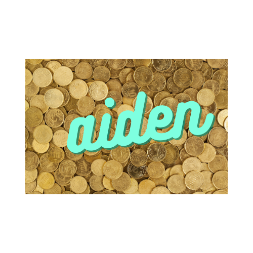 Aiden - Logo Project