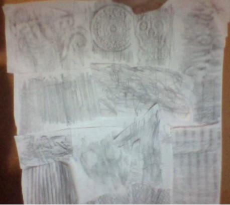 Adrian - Texture Collage