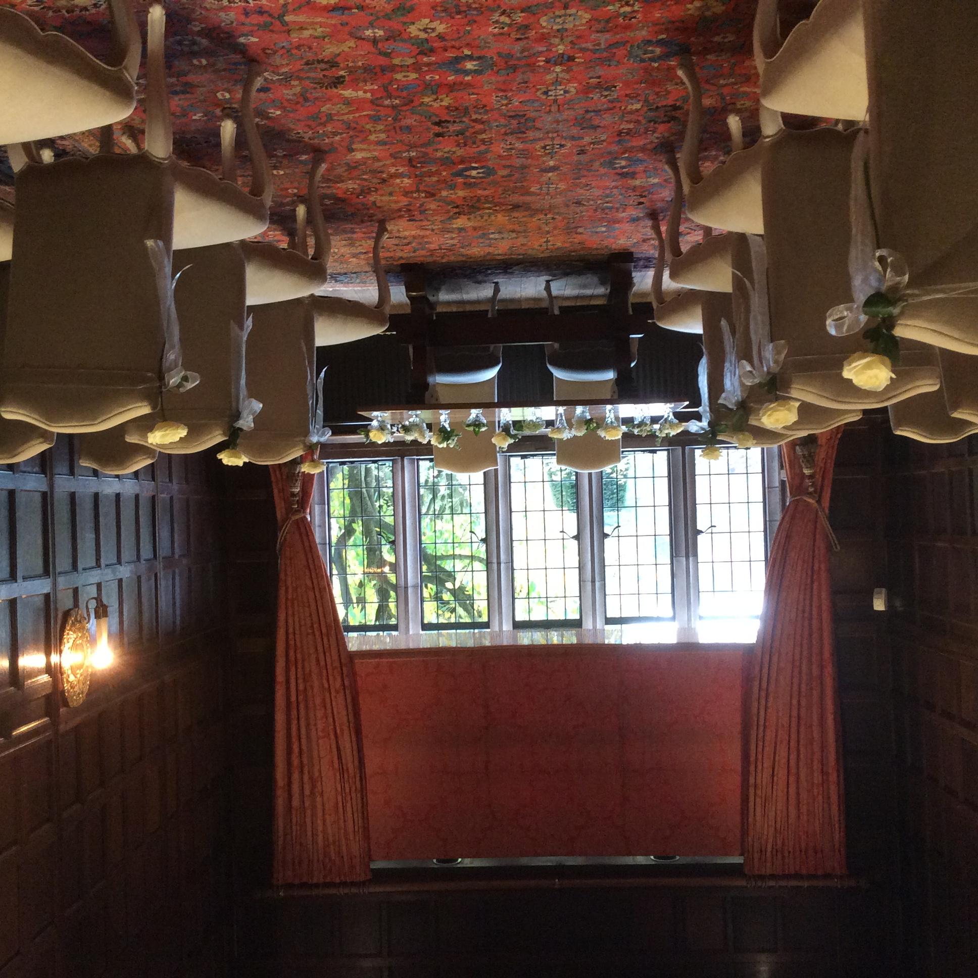 Askam Hall, Dining Room