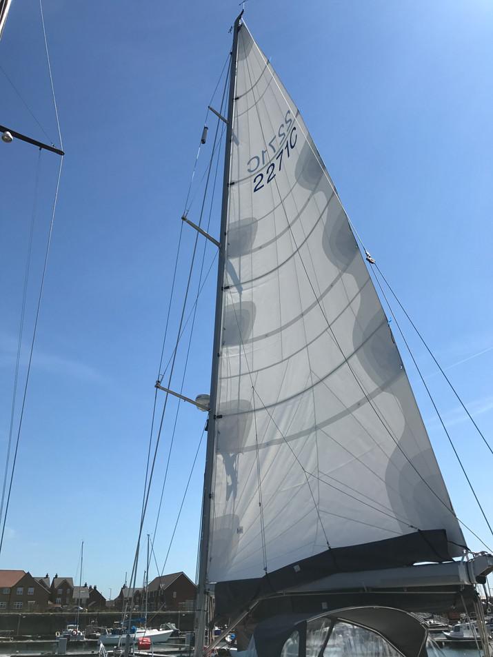 Cruising Main Sail