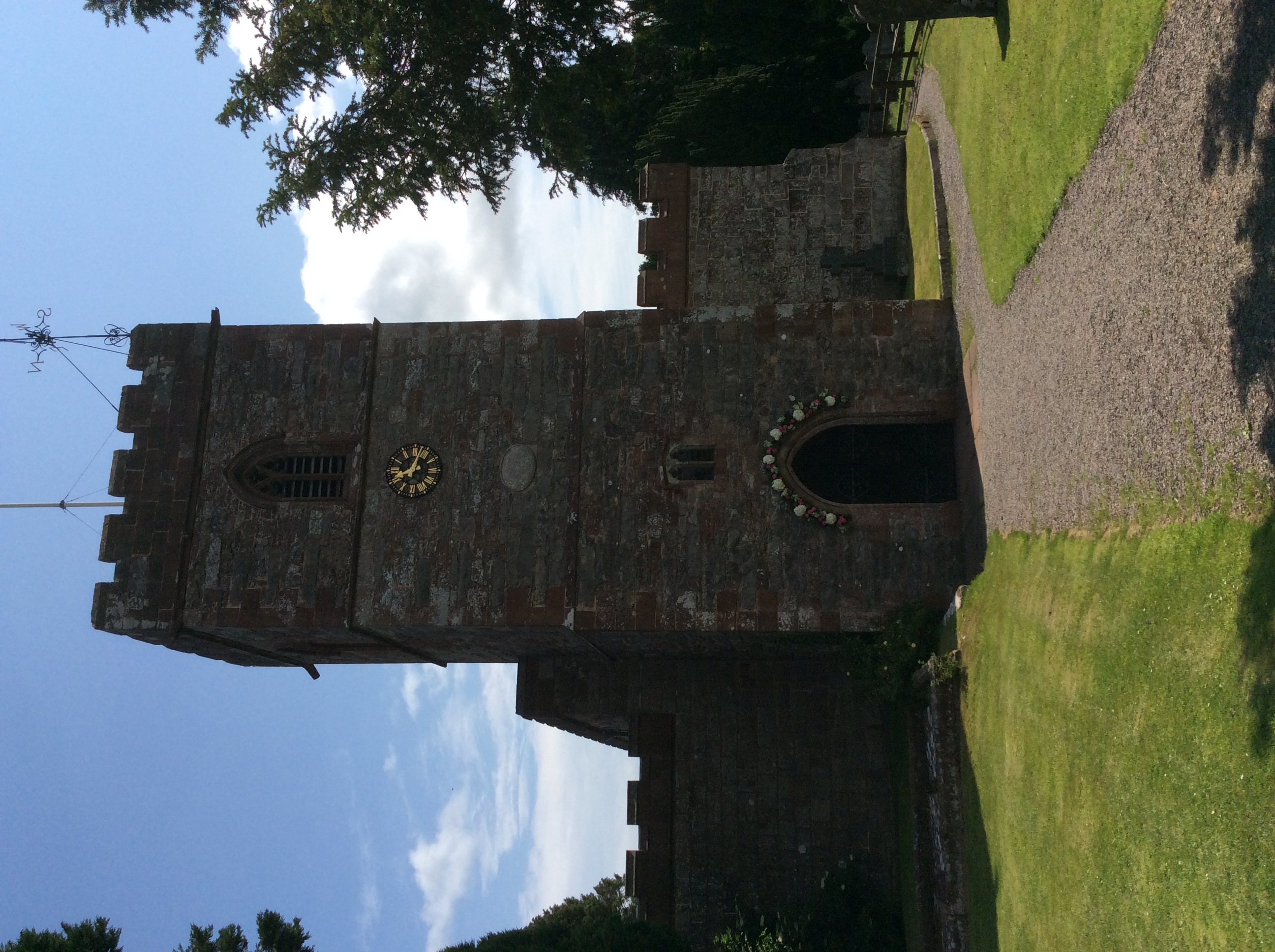 Saint Andrews, Dacre, Ullswater