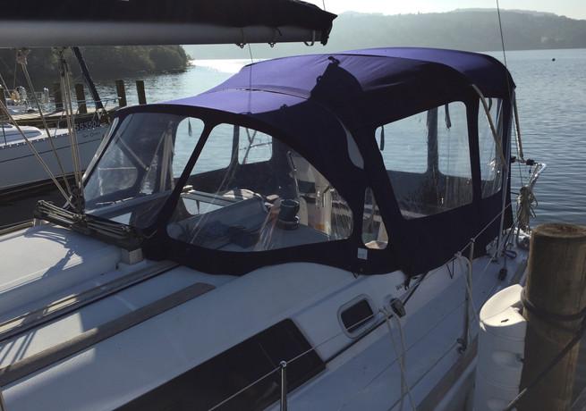 Yacht Canopy