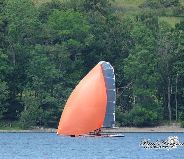 Norfolk Punt Sails