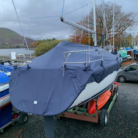Beneteau all over cover