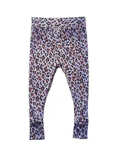 Leopard Hi-Waist Leggings