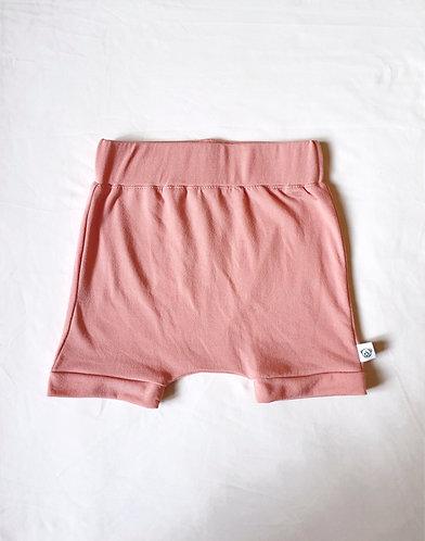 Peach Slouchy Shorts