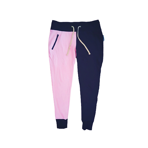 Ladies Trackie - Pink Blush