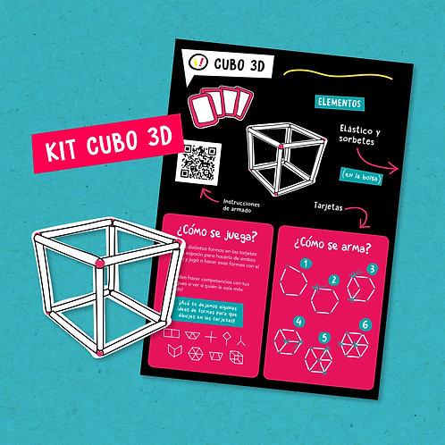 Kit Cubo 3D