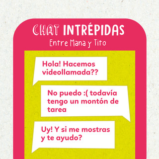 Chat: Mana y Tito