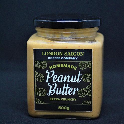Bơ Đậu phộng - Peanut Butter 500gr