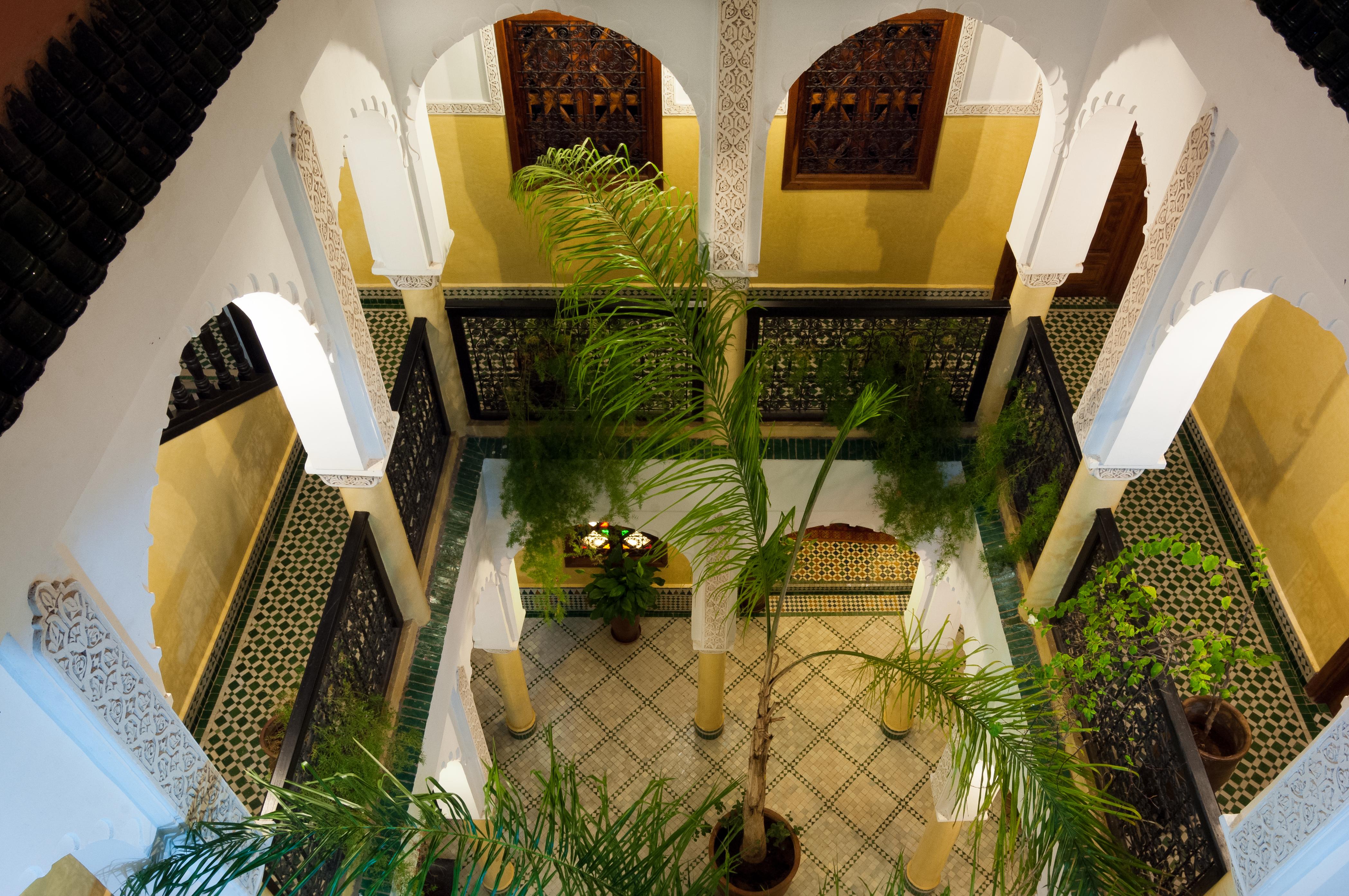 Riad luxe marrakech pas cher for Recherche hotel pas cher