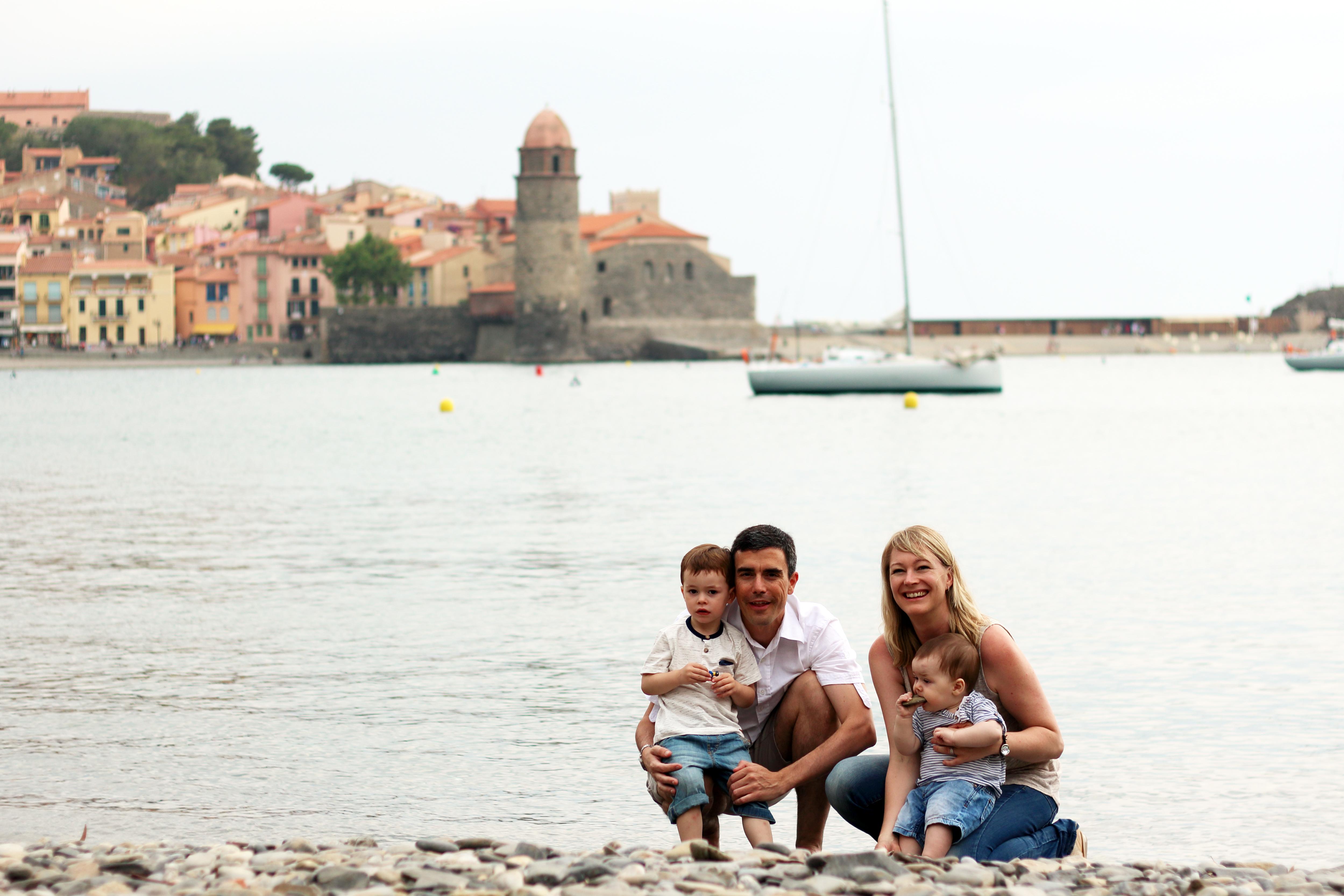 portrait famille Béziers