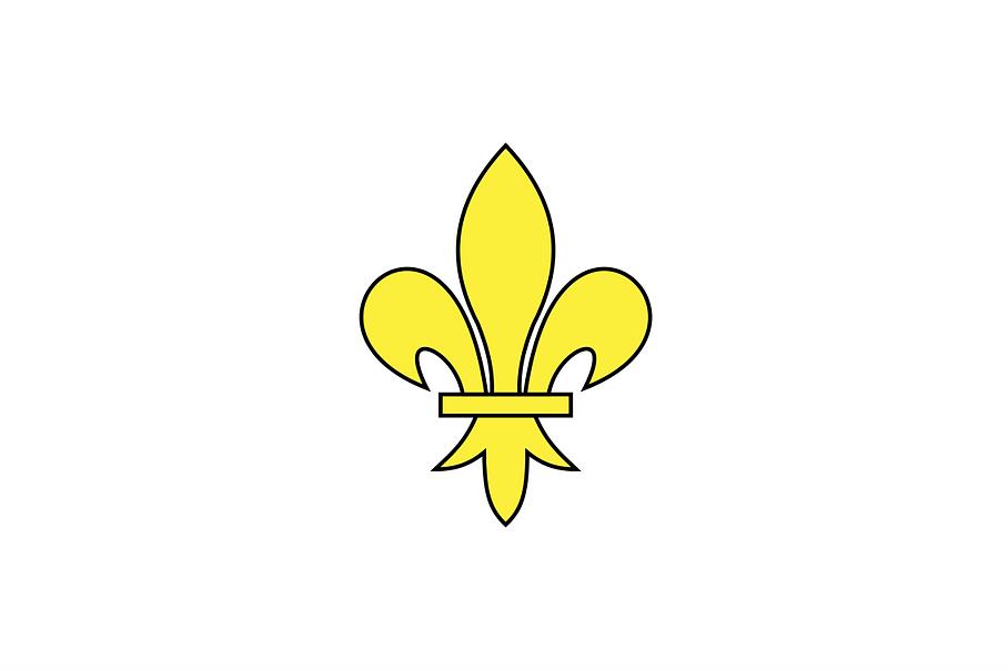 Drapeau de la Nation francaise du Canaa.png