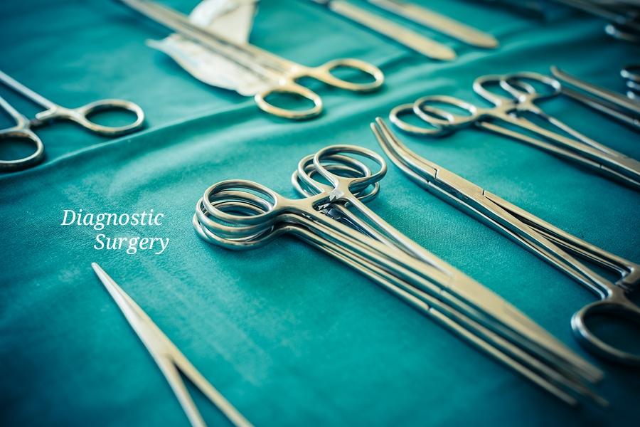 diagnostic surgery