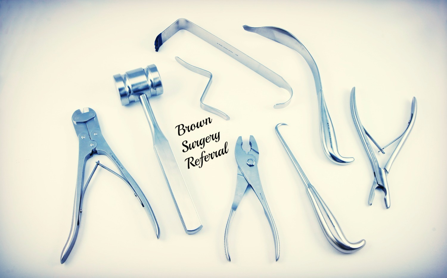 Brown surgery referral