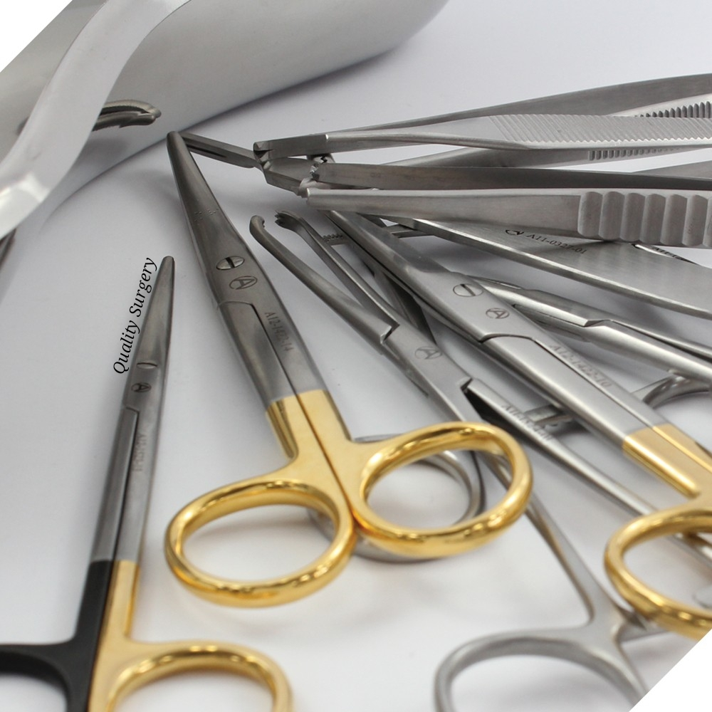 professional-quality surgery