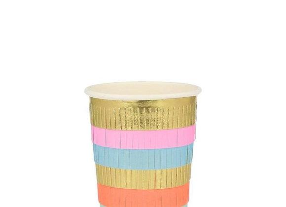 Fringe Cups