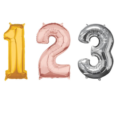 Number Helium