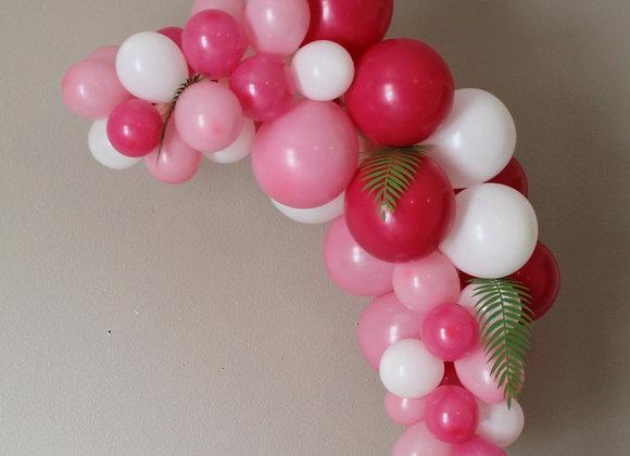 Tropical Themed Balloon Art
