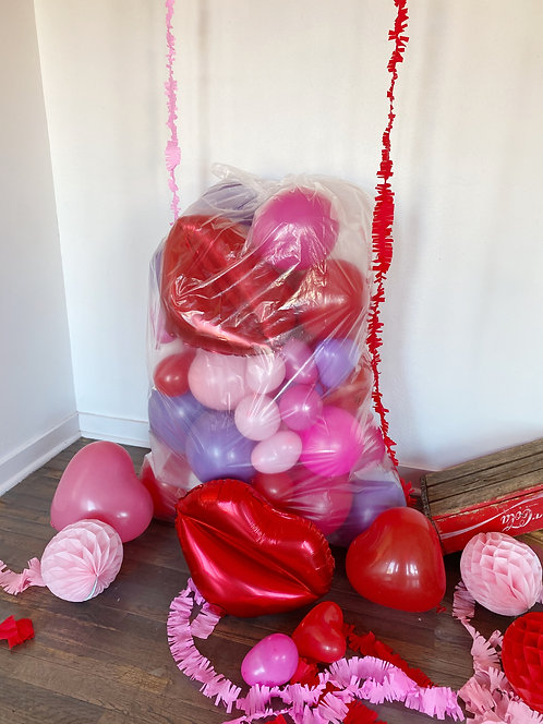 Bag of Balloons OR Balloon Drop