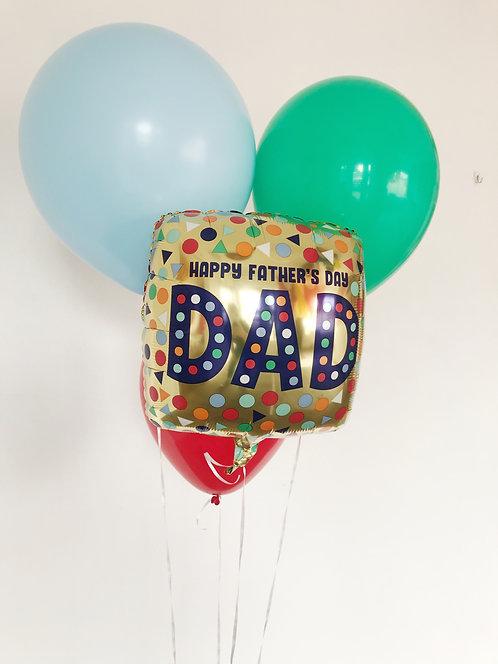 Confetti Dad!