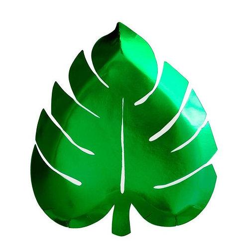 Tropical Leaf Plate