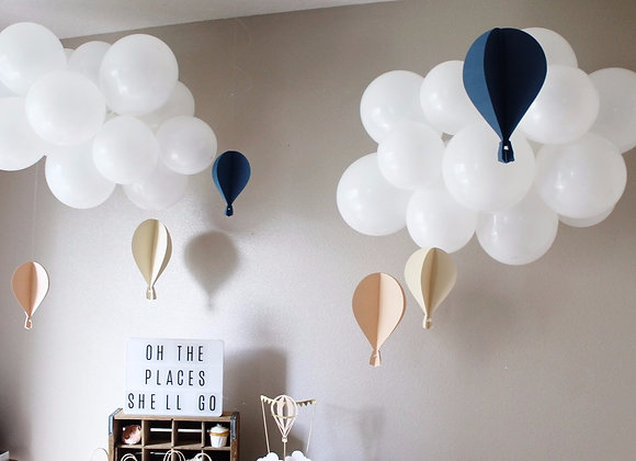 Floating Balloon Cloud Kit