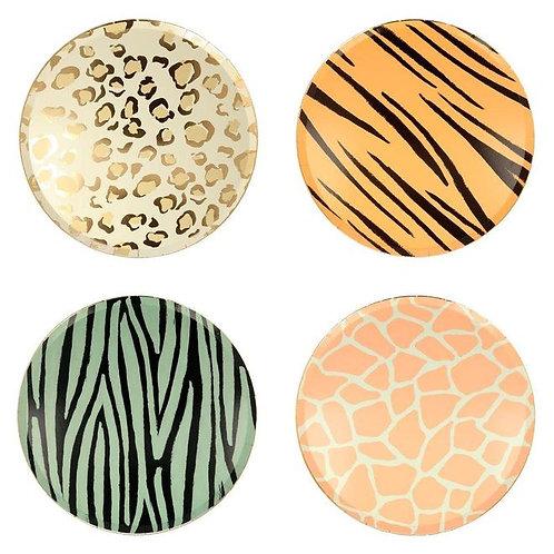 Safari Dinner Plates