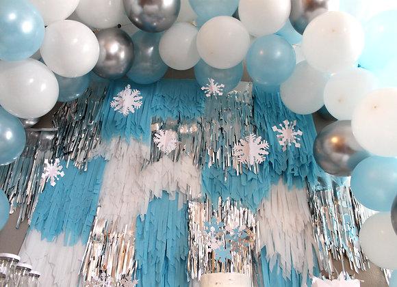 Hanging Snowflakes (8)