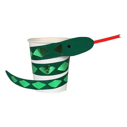 Snake Cups