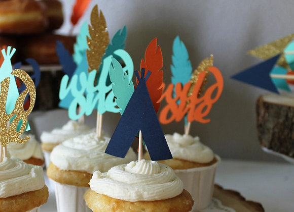 Cupcake Toppers (24)
