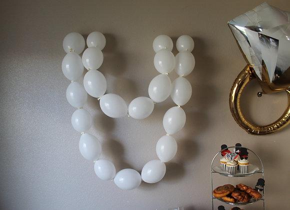 Balloon Link Necklace