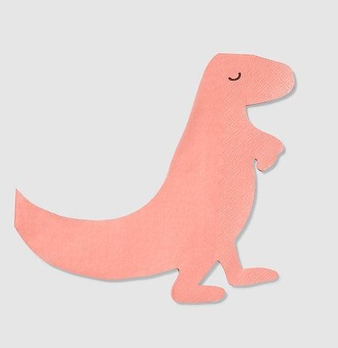 Dino Mite Napkins