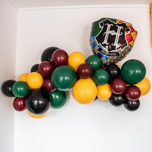 Harry Potter Balloon Garland