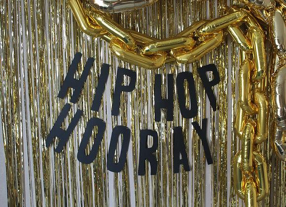 HIP HOP HOORAY Banner