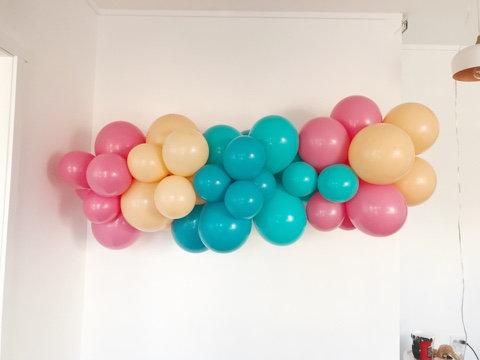 The Olivia Balloon Garland