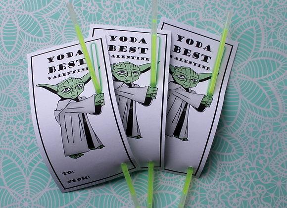 Yoda Best Valentine!