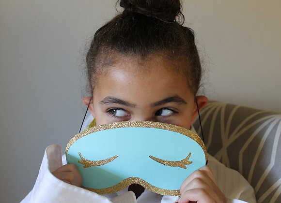 Breakfast at Tiffany's Masks