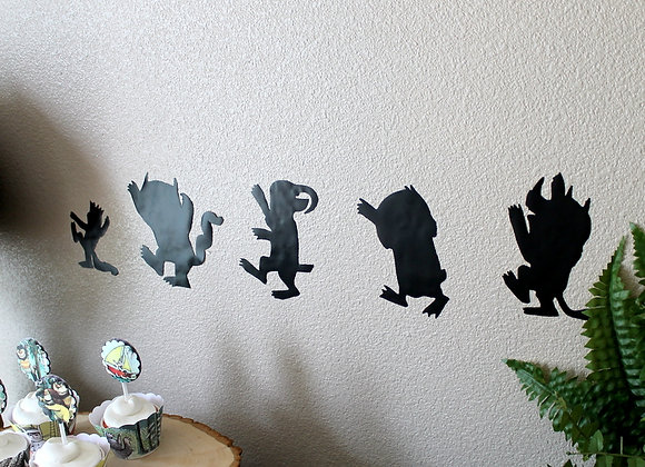 Silhouette Decals
