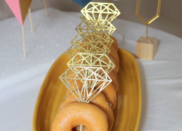 'Put a Ring on it' Toppers
