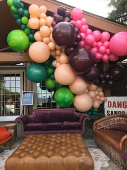 Balloon Curtain $720