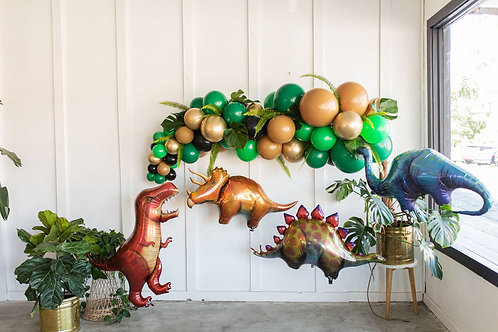 Dinosaur Mylars