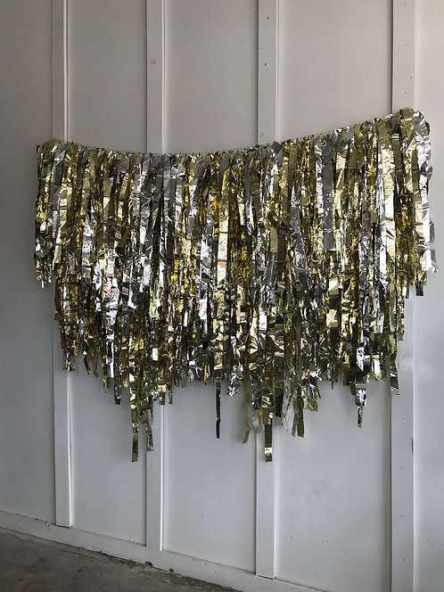Metallic Fringe Rental