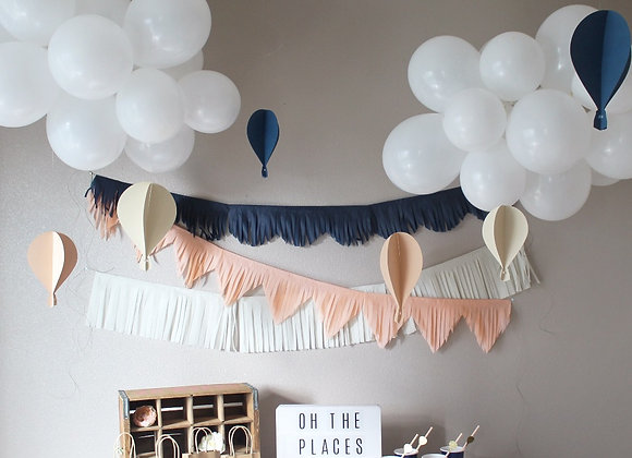 Hot Air Balloon Party Package