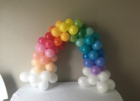 Mini Rainbow Balloon Kit