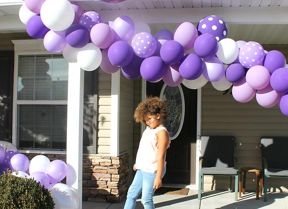 Med-Jumbo Balloon Art Kit DIY