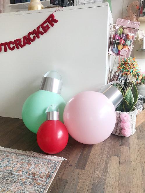 Balloon Bulbs! (set of 3)