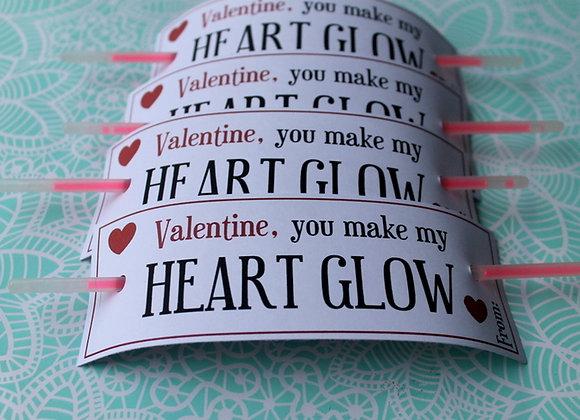 Valentine HEART GLOW
