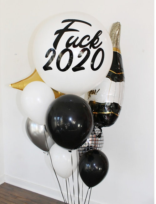 Custom New Years Large Bouquet
