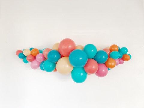 The Maizey Balloon Garland